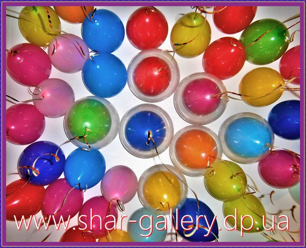 изготовление шаров с логотипом: